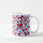 Love in Different Languages Around the World Coffee Mug