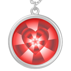 Love in Disguise - Red Radiance Necklaces