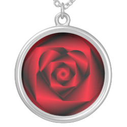 Love in Disguise - The Heart of a Rose Jewelry