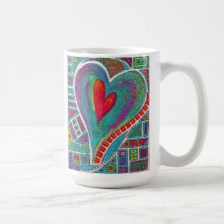 Love In Every Heart Mug