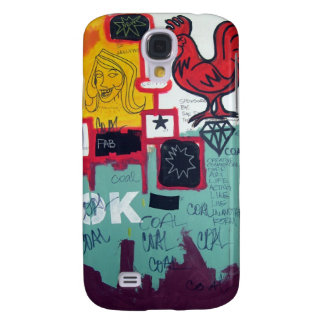 Love in Hollywood Samsung Galaxy S4 Case