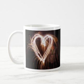 """Love in its essence... is spiritual fire."" Coffee Mug"