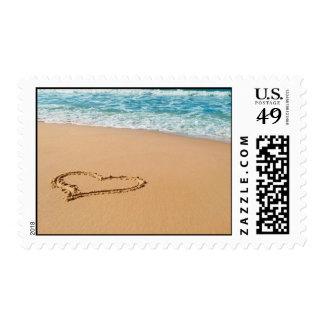 Love In Itself Custom USPS Stamp