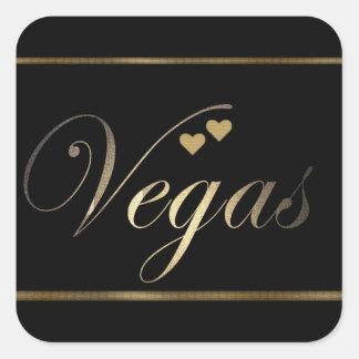 Love in Las Vegas Stickers