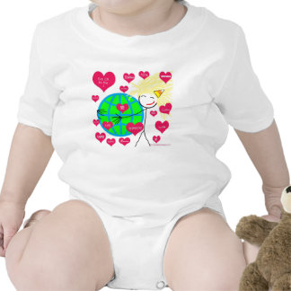 Love in many languages tshirts