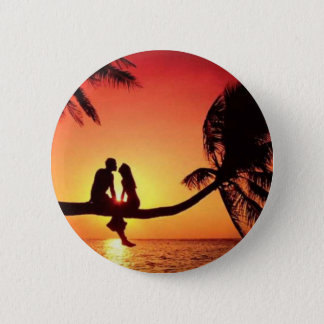 Love In Paradise Button