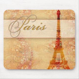 Love in Paris Mouse Pad
