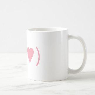 Love in Pink Mug