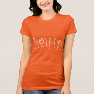 LOVE IN SIGN LANGUAGE T-Shirt