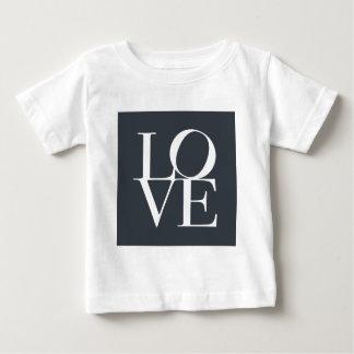 Love in Slate Grey Tee Shirt