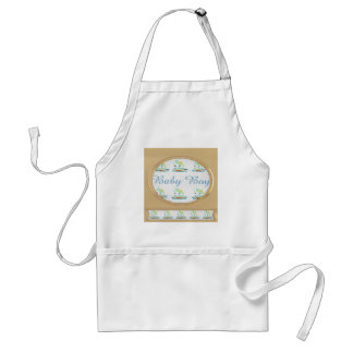 """""""Love in Summer"""" Design by Carole Tomlinson©2016 Adult Apron"""