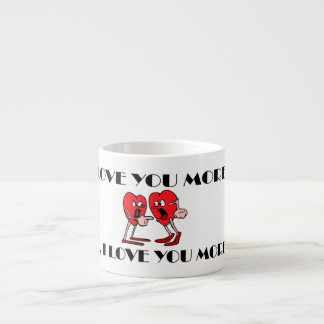 'Love in the air' Espresso Mug
