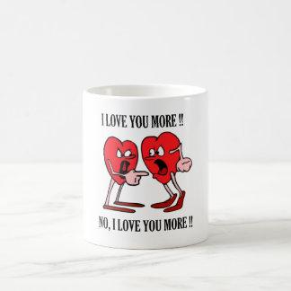 'Love in the air' White 11 oz Classic White Mug