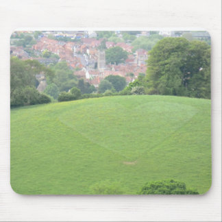 Love in the Landscape Mouse Pad