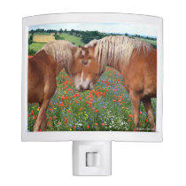 """Love In The Meadow"" Night Light"