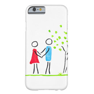 love in the Springtime Barely There iPhone 6 Case