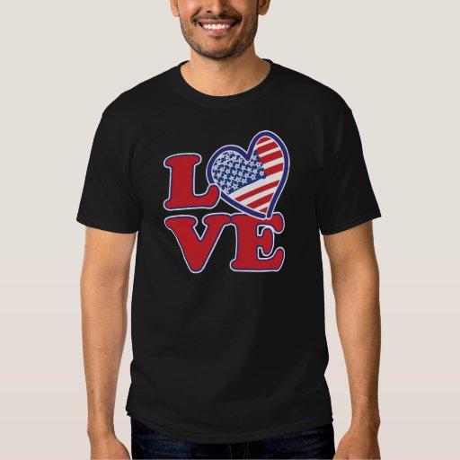 Love in the USA Shirt