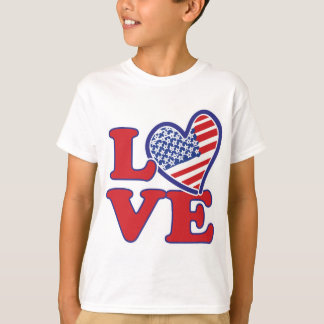 Love in the USA T-Shirt