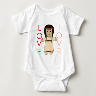 Love Indian Doll T Shirts