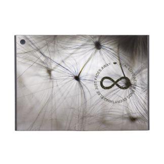 Love Infinity dandelion seed Cases For iPad Mini