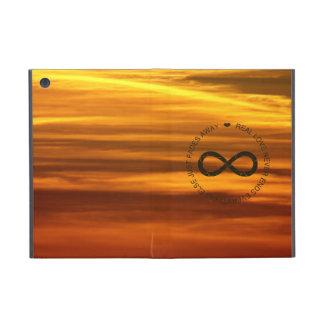 Love Infinity golden sunset Case For iPad Mini
