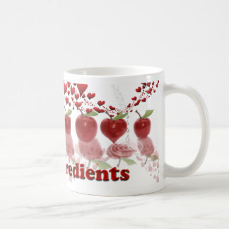 love ingredients mug