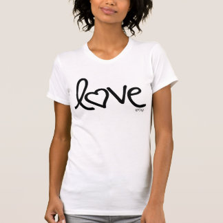 love ink scribble T-Shirt