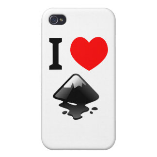 Love Inkscape? Show it! iPhone 4 Covers