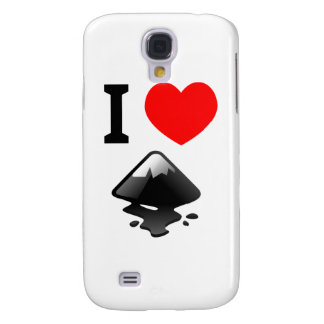 Love Inkscape? Show it! Samsung Galaxy S4 Cover