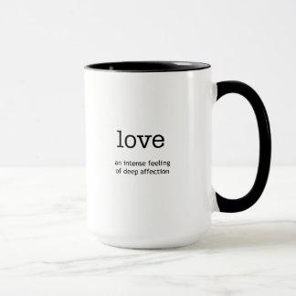 Love Inspiration Mug