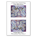 Love Inspirational Word Angel Table Tent Card Table Card