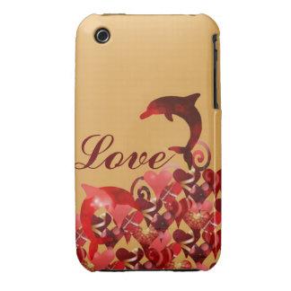 Love iPhone 3 Case-Mate Case