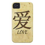 Love iPhone 4/4S Case Mate Barely There iPhone 4 Covers