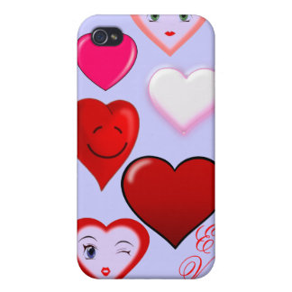 Love iPhone 4 speck case