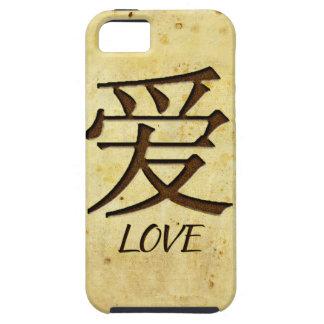 Love iPhone 5 Case Mate Tough