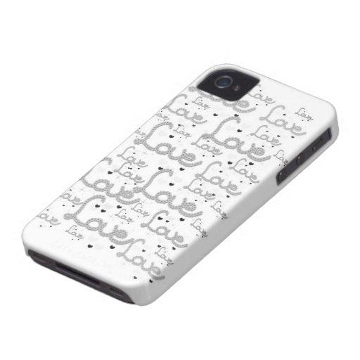 Love Iphone Case iPhone 4 Case-Mate Cases