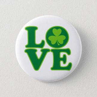 Love Ireland Pinback Button