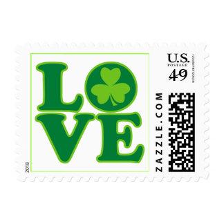 Love Ireland Postage