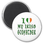 Love Irish Godfather Magnet