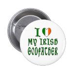 Love Irish Godfather Pins
