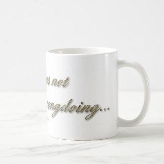 """Love is...."" ( 1 Corinthians 13 ) Coffee Mug"