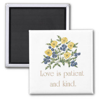 Love is...1 magnet