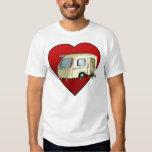 Love Is..a Caravan T-shirts
