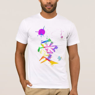 Love is a colorful emotion. T-Shirt