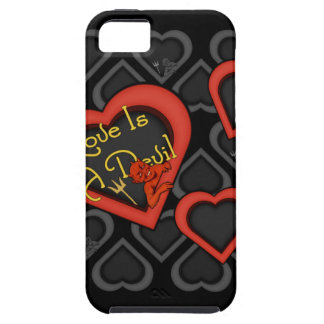 Love Is A Devil Medley iPhone SE/5/5s Case