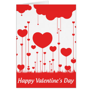 Love is a growing! card