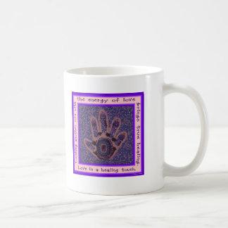 Love is a Healing Touch Coffee Mug
