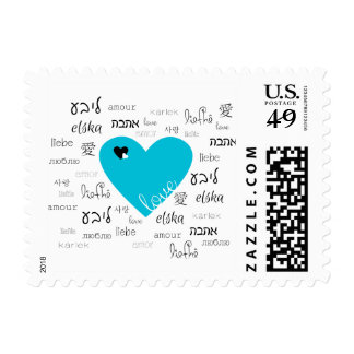 Love is All Around Postage