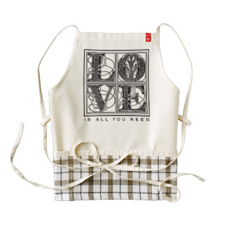 Love Is All You Need Apron