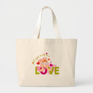 Love is All You Need Bags